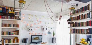 Dekoracje zawieszone w powietrzu - jak niebanalnie ozdobić dom?