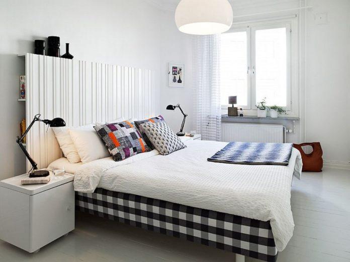 Czerń w sypialni - to może być najlepszy wybór!