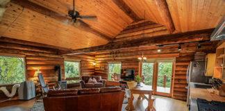 Drewniane domy letniskowe