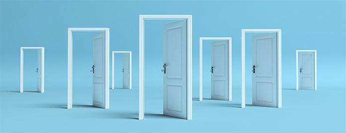 Jak wybrać drzwi wejściowe do mieszkania?