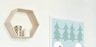 Plakaty na ścianę- skandynawski design w polskich domach