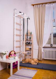 Sprzęt sportowy jako element wyposażenia mieszkania