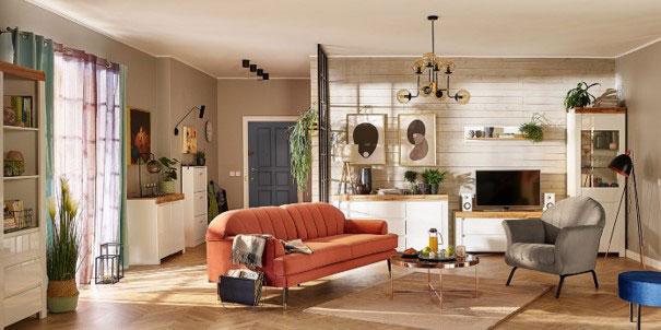 Jak stylowo urządzić wnętrze domu parterowego