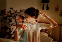 Oświetlenie do pokoju nastolatka