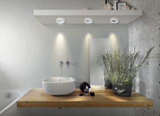 Jak zbudować przyjemny nastrój w łazience